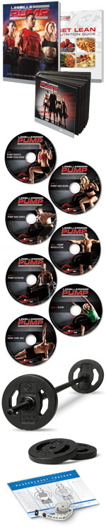 Les Mills Body Pump DVD