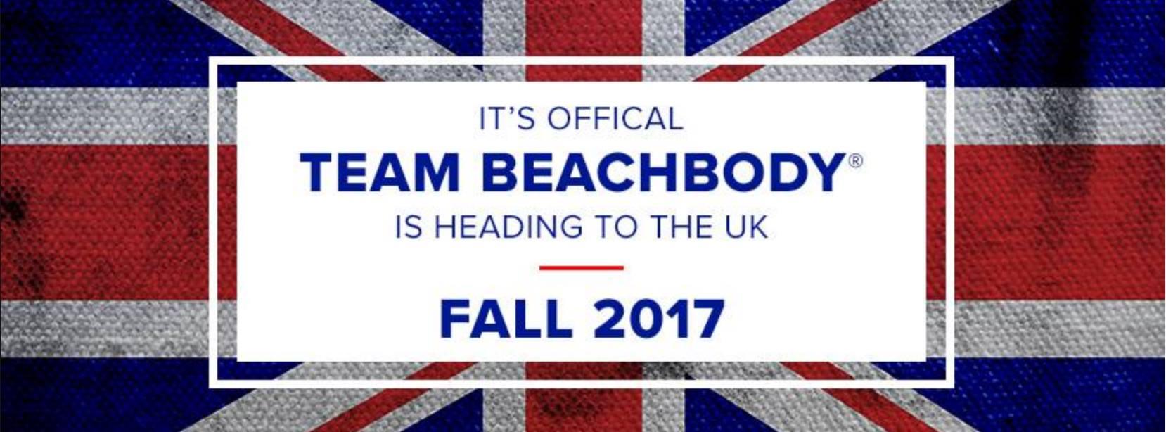 Team Beachbody Coach UK