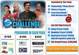 The Team Beachbody Challenge