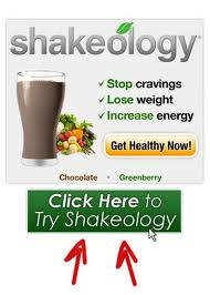 8 Hour Diet and Shakeology