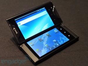Kyocera Echo Android Smartphone