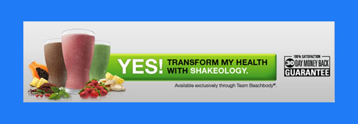 shakeology slide