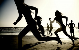Is Running on the Beach Good for You?