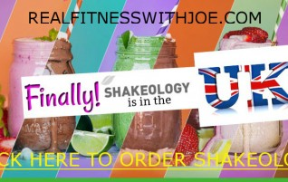 Where to Buy Shakeology in the UK